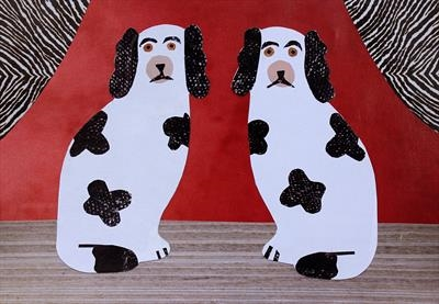 A Staffordshire Pair