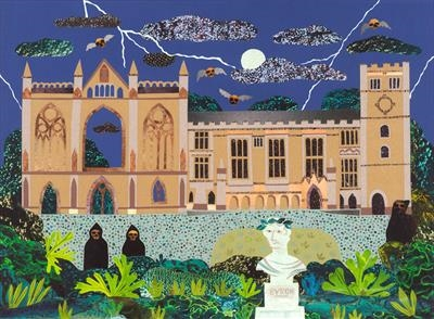 Night Visitors, Newstead Abbey