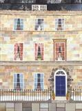 4, Sydney Place by amanda white, Painting, Cut Paper Collage ©Amanda White