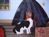 Brontë Pets by amanda white, Painting, Cut Paper Collage