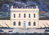 Keeping Watch, Lyme Regis by amanda white, Giclee Print