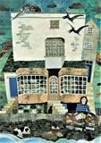 The Carpenter's Daughter by amanda white, Painting, Cut Paper Collage ©Amanda White