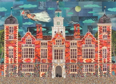 Haunted Blickling Hall by amanda white, Giclee Print, Giclee Print